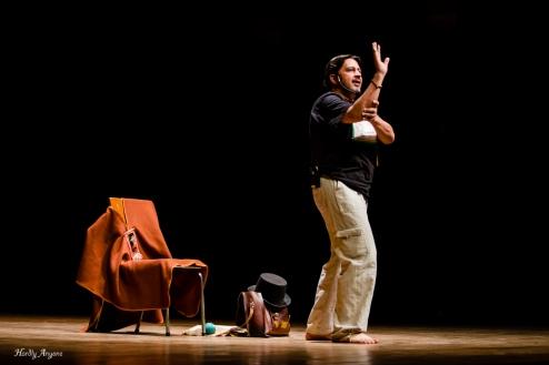 """3er Festival Universitario de Cuentería """"Tales y Contales Pa contales y Que Tales""""."""
